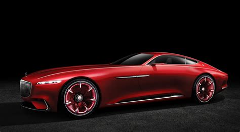 Mercedes Prototype Cars Vision Mercedes Maybach 6 Mercedes