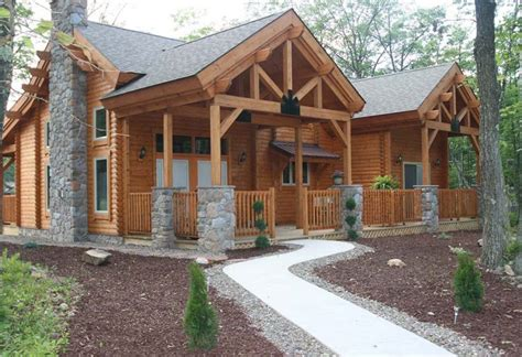cabin kit homes log cabin kit homes sugarloaf log home kit conestoga