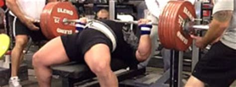 eric spoto bench bench press all things gym