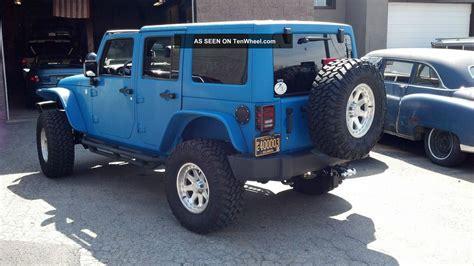 2012 4 Door Jeep Wrangler by 2012 Jeep Wrangler Unlimited 4 Door 3 6l Kevlar Finish