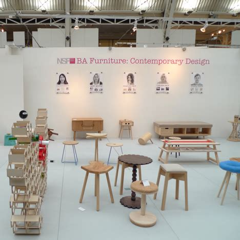 bucks new axes undergraduate furniture courses