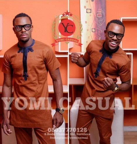 yomi casual catalloge pin by olu bolarinwa on african wear pinterest male