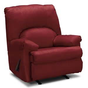 How To Clean Microfiber Upholstery Quincy Upholstery Rocker Recliner Value City Furniture