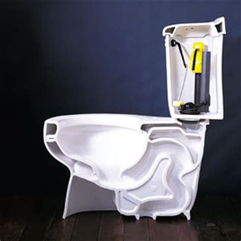 Low Flow Plumbing by Low Flush Toilet