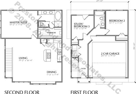 efficient small home plans home plan