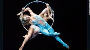 Cirque Du Soleil Cirque Du Soleil S Fearless High Fliers Cnn