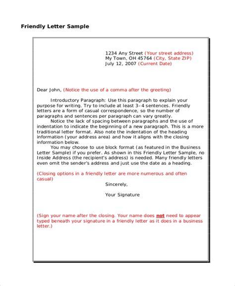 sample formal letters excel ms word