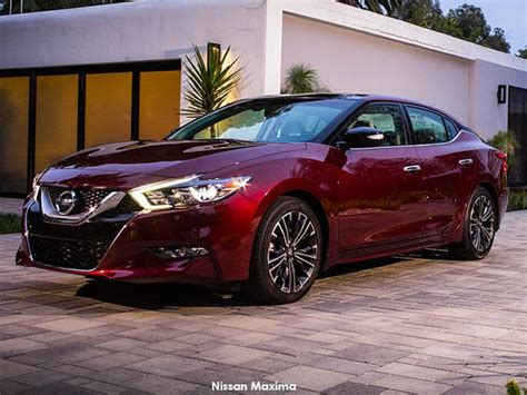 nissan sports car 2015 all 2016 nissan maxima dramatically styled 4 door