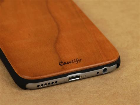 wood cases casetify