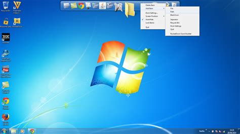 Windows 7 Bar At Top Of Screen by How To Add A Second Taskbar In Windows 7 Tech Advisor