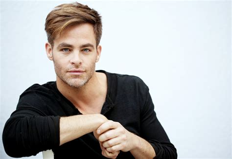 maravilla haircuts hours good looks too american actor chris pine talks about the