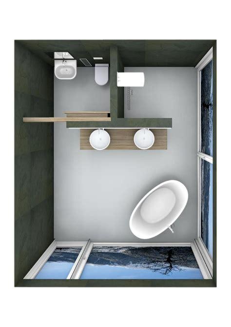 badezimmer schmal badezimmer grundriss schmal beste ideen f 252 r moderne