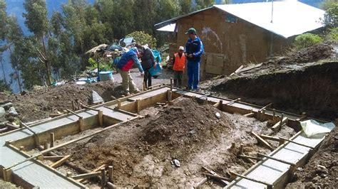 programa nacional de vivienda rural pnvr apurime 241 os se benefician con mejoramiento de 1 598