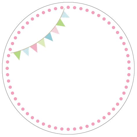 circle card template owl themed birthday with free printables how to