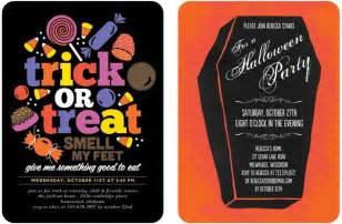 Tiny Prints Baby Shower Invites - halloween party invite ideas invitation crush