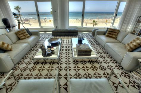 luxury beachfront apartment  sale  tel aviv luxury real estate israel homes  properties