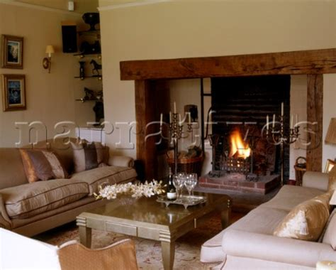 Traditional Open Fireplaces by Ac066 03 A Traditional Sitting Room With A Large Open