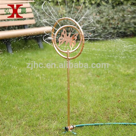 garden butterfly ornamental decorative water sprinkler