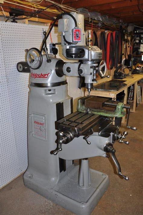 bridgeport  head tools pinterest milling machine