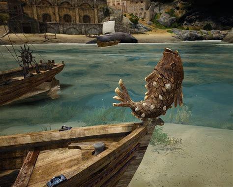 fishing boat prow bdo black desert online totem of the sea bdo fashion