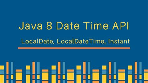 date time pattern java 8 java 8 date localdate localdatetime instant journaldev