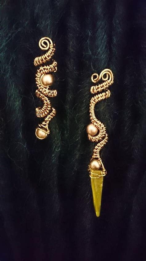how to make dreadlock jewelry 25 best ideas about dreadlock styles on locs
