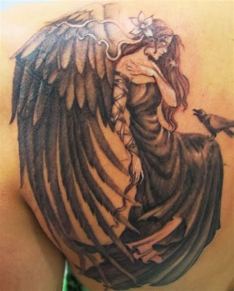 tattoo images guardian angels guardian angel tattoo designs for women divine