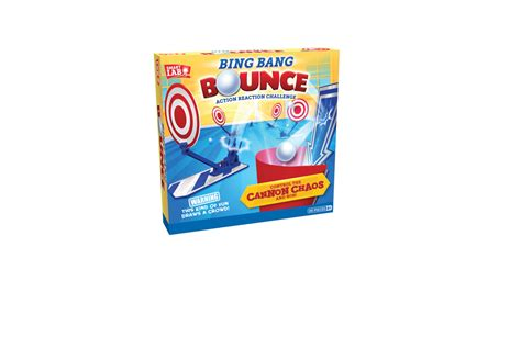 light up bouncy target big bounce reaction challenge blast and