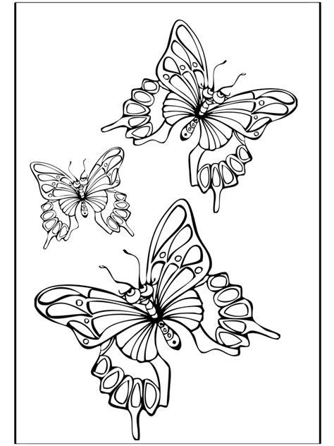 imagenes de mariposas animadas para colorear mariposa 5 dibujos para imprimir y colorear