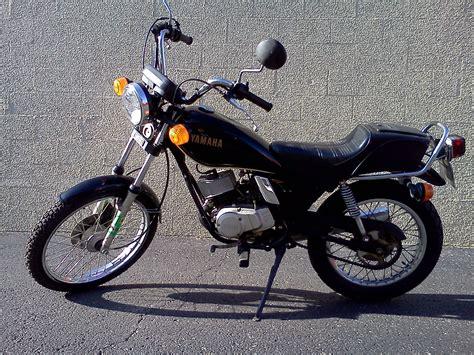 yamaha rx  moped army