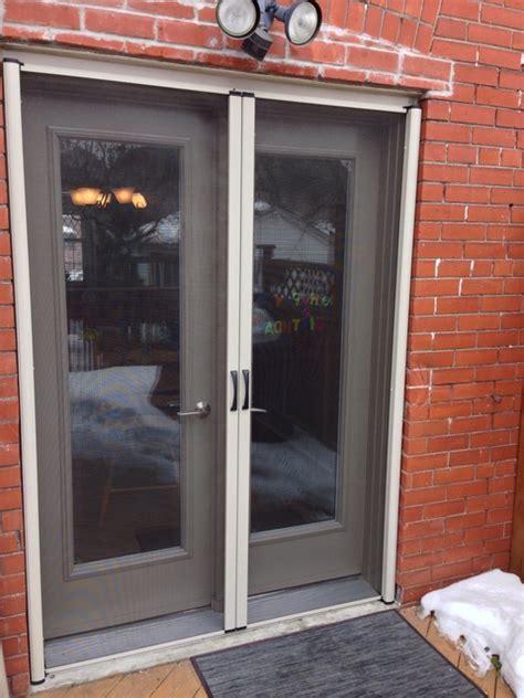 invisible screens for doors invisible screens canada homestars