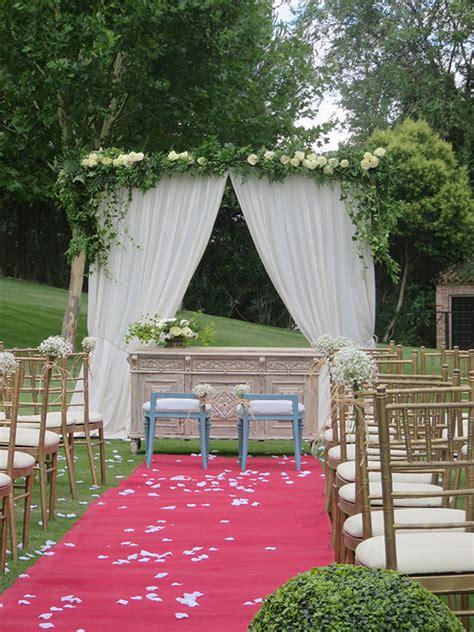 decoracion de bodas civiles asientos para novios vintage para bodas civiles