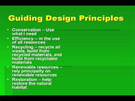 principles of building program design up encyclopaedia of personal books green building design principles