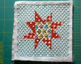 Fast Quilting Projects Pot Holders Mug Rugs Pincushions - m is for make starbright pot holder mug rug tutorial from