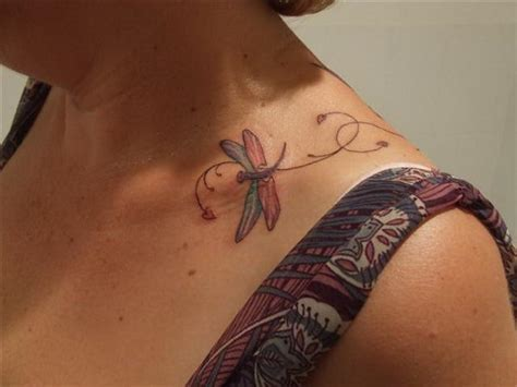 tattoos on collar bone 55 cool collar bone tattoos hative
