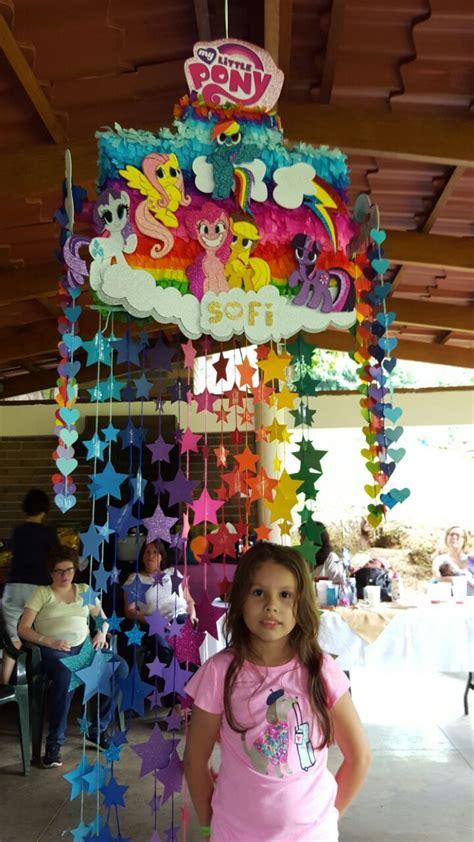 piã ata marks las 25 mejores ideas sobre my pony pinata en