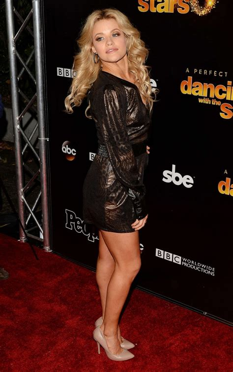 witney carson dancing with the stars 10th anniversary in west witney carson dwts 10th anniversary party 02 gotceleb