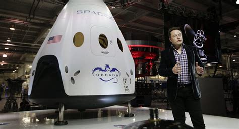 elon musk nasa elon musk says spacex s mars rocket could launch in early