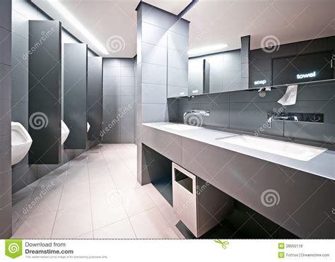 modern restroom restroom royalty free stock photos image 28050118