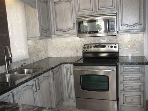 Gray Backsplash Kitchen kitchen countertops bathroom vanities mississauga