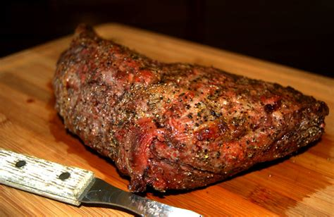 barbecued tri tip recipe