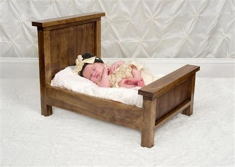 Small Mattress For Baby by Handmade Small Baby Prop Bed By Zep S Photography Props