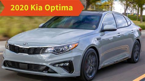 Kia Optima 2020 Redesign by 2020 Kia Optima Redesign Interior Price