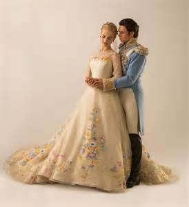 Superior Reddit Wedding Planning #2: Lily-James-as-Cinderella-See-Her-Charming-Wedding-Dress.jpg