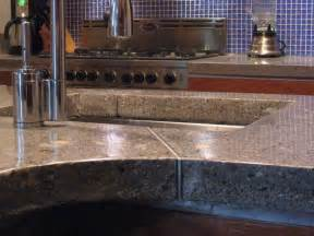 Update Kitchen Countertops - updating your kitchen counters on a budget