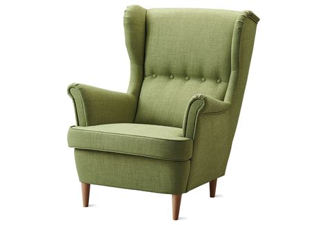 Armchair Strandmon armchairs recliner chairs
