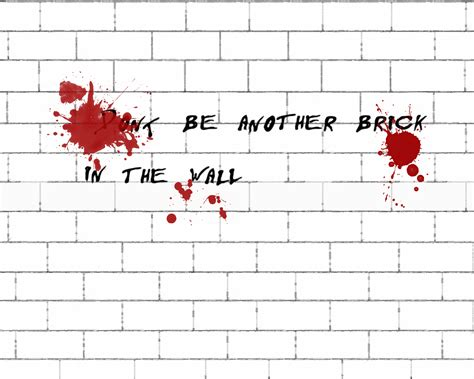 in the wall pink floyd the wall wallpapers wallpaper cave
