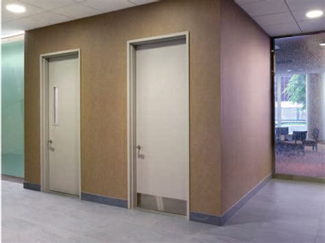 commercial bathroom doors commerical door products dh pace iowa