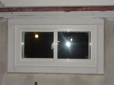 replacement windows basement basement windows escape
