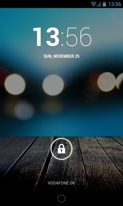 how to change lock screen android lock screen androidtapp